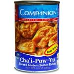 COMPANION CHA'I-POW-YU BRAISED GLUTEN(SEITAN TIDBITS)
