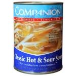COMPANION SOUP HOT & SOUR
