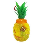 JELLY PINEAPPLE JAR  M002