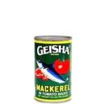 GEISHA MACHEREL IN TOMATO SAUCE