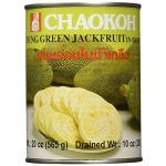 CHAOKOH JACKFRUIT GREEN YOUNG IN BRINE