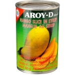 AROY-D MANGO SLICE IN SYRUP
