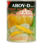 AROY-D TODDY PALM'S SEED WITH JACKFRUIT