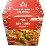 TUNA RED CURRY W/BROWN RICE QUINOA