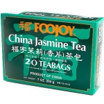 FOOJOY CHINA JASMINE TEA BAG