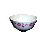 BLUE FLOWER RICE BOWL CHINA 4.5