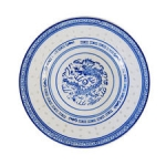 ROUND PLATE CHINA 6