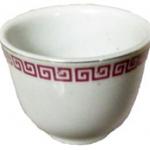 TEA CUP CHINA 2-7/8