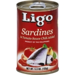 LIGO SARDINES IN TOMATO SAUCE (RED)