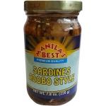 SARDINES - ADOBO STYLE