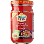 BARRIO FIESTA BAGOONG SAUTEED SHRIMP PASTE SPICY