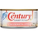 TUNA (CALDERETA) SPICY/POTATOES
