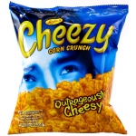 CHEEZY CORN CRUNCH - CHEEZY LESLIES