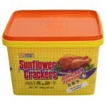 SUNFLOWER CRACKER CHICKEN FLAVOR