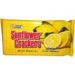 SUNFLOWER CRACKER LEMON FLAVOR