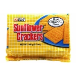 SUNFLOWER CRACKER PLAIN CROLEY FOOD
