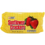 SUNFLOWER CRACKER STRAWBERRY FLAVOR