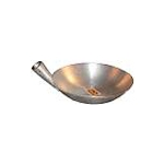 WOK ALUMINUM SINGLE HANDLE