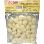 ROSAN FISHBALL W/SAUCE SWEET