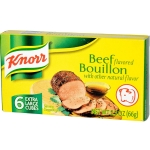 BEEF CUBE KNORR