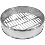 STEAMER LAYER STAINLESS STEEL 12