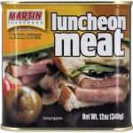 MARTIN PUREFOOD PREMIUM LUNCHEON MEAT