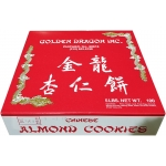 COOKIES ALMOND GOLDEN DRAGON