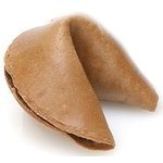 FORTUNE COOKIES CHOCOLATE