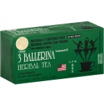 3 BALLERINA HERBAL TEA EXTRA STRENGTH DIETARY SUPPLEMENT