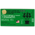 3 BALLERINA TEA DIETERS' DRINK