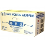 WONTON WRAPPERS 4