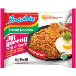 INDOMIE FRIED SPICY NOODLE