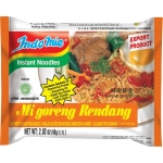 INDOMIE MIE GORENG NOODLE RENDANG BEEF CURRY