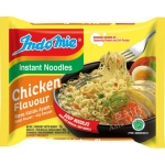 INDOMIE CHICKEN FLAVOR NOODLE
