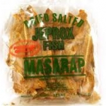 FISH SALTED DRIED JEPROX
