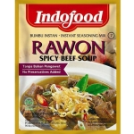 INDOFOOD SOUP SPICY BEEF MIX (RAWON)