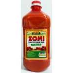 ZOMI-SPICED PALM OIL NINA