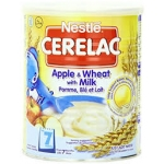 CERELAC APPLE AND WHEAT W/MILK
