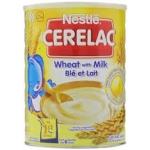 CERELAC WHEAT W/MILK NESTLE