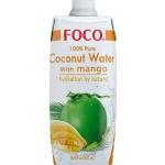 COCONUT WATER UHT W.MANGO FOCO