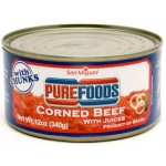 SAN MIGUEL PURE FOODS CORNED BEEF WITH JUICE
