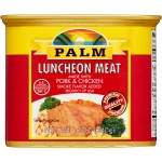 PALM BRAND LUNCHEON MEAT