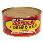 MARTIN PUREFOOD CHUNKY CORNED BEEF