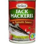 GRACE JACK MACKEREL IN TOMATO SAUCE