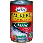 GRACE MACKEREL IN TOMATO SAUCE CLASSIC
