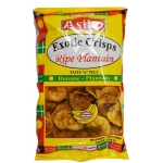 ASIKO EXOTIC CRISPS RIPE PLANTAIN LIGHTLY SALTED
