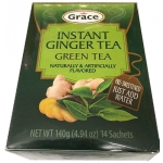 GRACE INSTANT GINGER TEA GREEN TEA