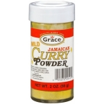 CURRY POWDER MILD GRACE (NO MSG)